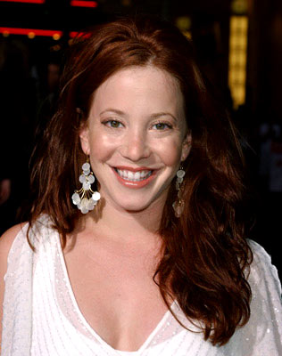 Premiere: Amy Davidson at the Hollywood premiere of Paramount Pictures' Sky Captain and the World of Tomorrow - 9/14/2004