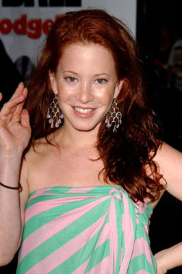 Premiere: Amy Davidson at the Los Angeles premiere of 20th Century Fox's Dodgeball: A True Underdog Story - 6/14/2004