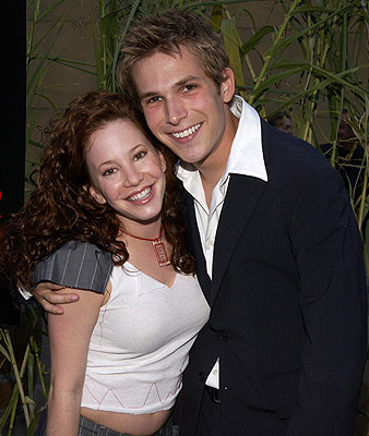Premiere: Amy Davidson and Billy Aaron Brown at the LA premiere of MGM's Jeepers Creepers 2 - 8/25/2003