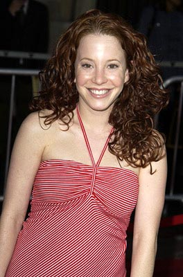 Premiere: Amy Davidson at the LA premiere of Touchstone's Bringing Down the House - 3/2/2003