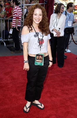 Premiere: Amy Davidson at the LA premiere of Walt Disney's Pirates Of The Caribbean: The Curse of the Black Pearl - 6/28/2003