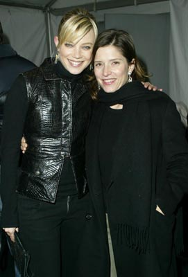 "Amy Smart and Melora Walters ""The Butterfly Effect"" - 1/17/2004 Sundance Film Festival"