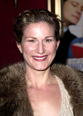Premiere: Ana Gasteyer at the New York premiere of Miramax's Bridget Jones's Diary - 4/2/2001