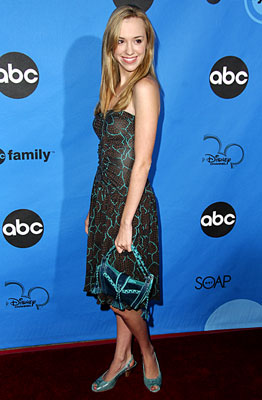 Andrea Bowen ABC All Star Party 2006 Pasadena, CA - 7/19/2006