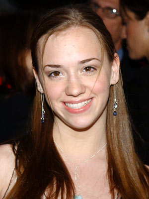 Andrea Bowen at the Hollywood premiere of Showtime's Reefer Madness - 4/5/2005