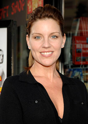 Premiere: Andrea Parker at the LA premiere of 20th Century Fox's John Tucker Must Die - 7/25/2006