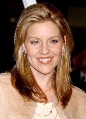 Premiere: Andrea Parker at the Hollywood premiere of Warner Bros. Pictures' Constantine - 2/16/2005