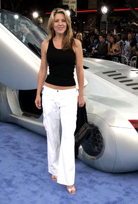 Premiere: Andrea Parker at the Los Angeles premiere of Twentieth Century Fox's I, Robot - 7/7/2004
