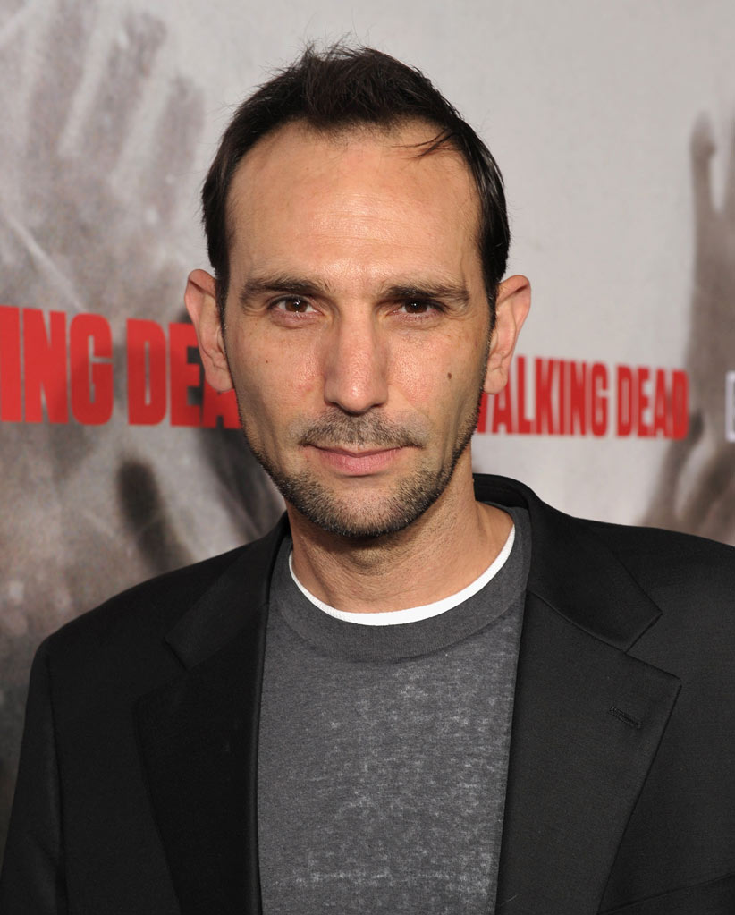 "Andrew Rothenberg attends the Los Angeles premiere of ""The Walking Dead"" held at ArcLight Cinemas Cinerama Dome on October 26, 2010 in Hollywood, California."