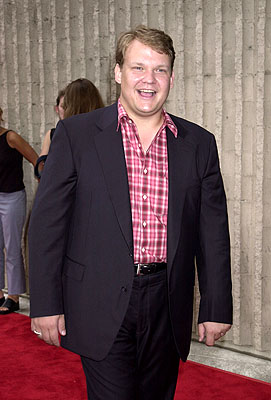 Premiere: Andy Richter at the Westwood premiere of Dimension's Scary Movie 2 - 7/2/2001