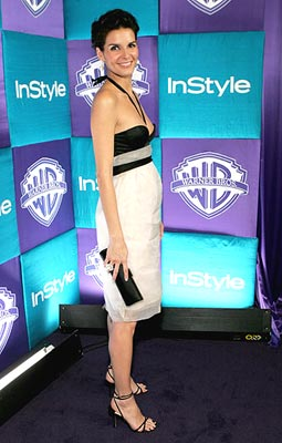 Angie Harmon InStyle/Warner Bros. Golden Globes Party The Palm Court at the Beverly Hilton - Beverly Hills, CA - 1/16/05