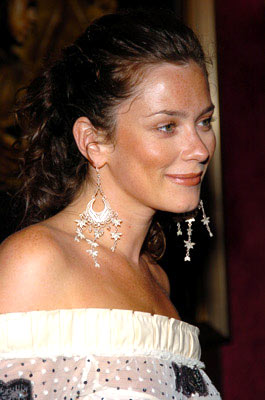 Premiere: Anna Friel at the New York premiere of Warner Brothers' Troy - 5/10/2004