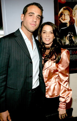 Premiere: Bobby Cannavale and Annabella Sciorra at the New York premiere of Miramax Films' Shall We Dance? - 10/5/2004 Photos: Kevin Mazur, WireImage.com