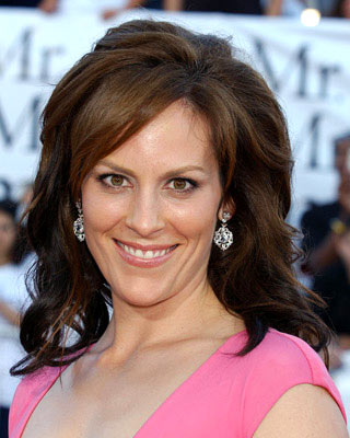 Premiere: Annabeth Gish at the Los Angeles premiere of 20th Century Fox's Mr. & Mrs. Smith - 6/7/2005