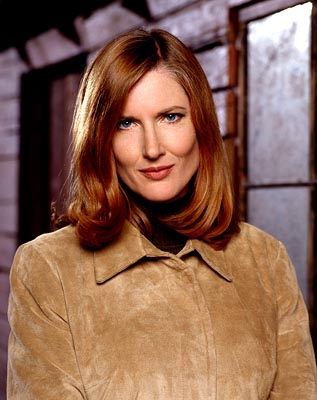 Annette O'Toole as Martha Kent WB's Smallville