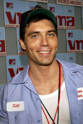 Anson Mount MTV Video Music Awards New York City - 8/29/2002