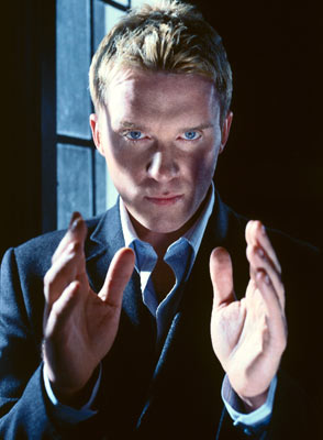Anthony Michael Hall USA Network's The Dead Zone