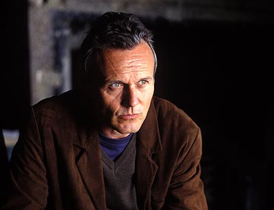 Anthony Stewart Head as Giles on Buffy The Vampire Slayer