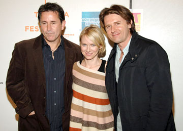 Anthony LaPaglia, Naomi Watts and John Polson 'Tropfest' Tribeca Film Festival - 4/27/2006