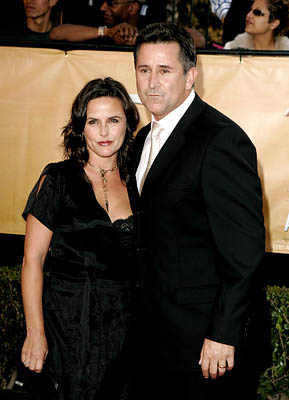 Gia Carides and Anthony LaPaglia Screen Actors Guild Awards - 2/5/2005