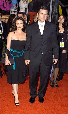 Gia Carides and Anthony LaPaglia Screen Actors Guild Awards 2/22/2004
