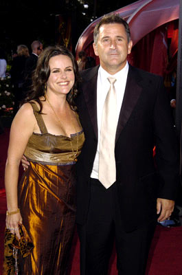 Gia Carides and Anthony LaPaglia 56th Annual Emmy Awards - 9/19/2004