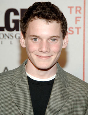 Anton Yelchin Fierce People premiere - Tribeca Film Festival April 23, 2005 - New York, NY
