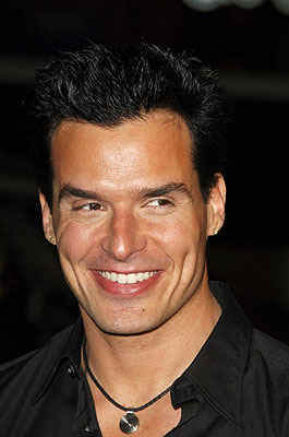 Premiere: Antonio Sabato Jr. at the LA premiere of Warner Bros. Pictures' Firewall - 2/2/2006