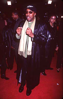 Premiere: Arsenio Hall at the Westwood premiere of Miramax's Jackie Brown - 12/11/1997