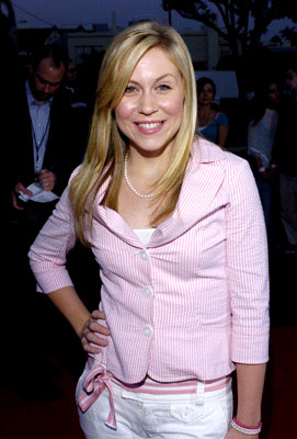 Premiere: Ashley Drane at the Los Angeles premiere Paramount Pictures' Without a Paddle - 8/16/2004