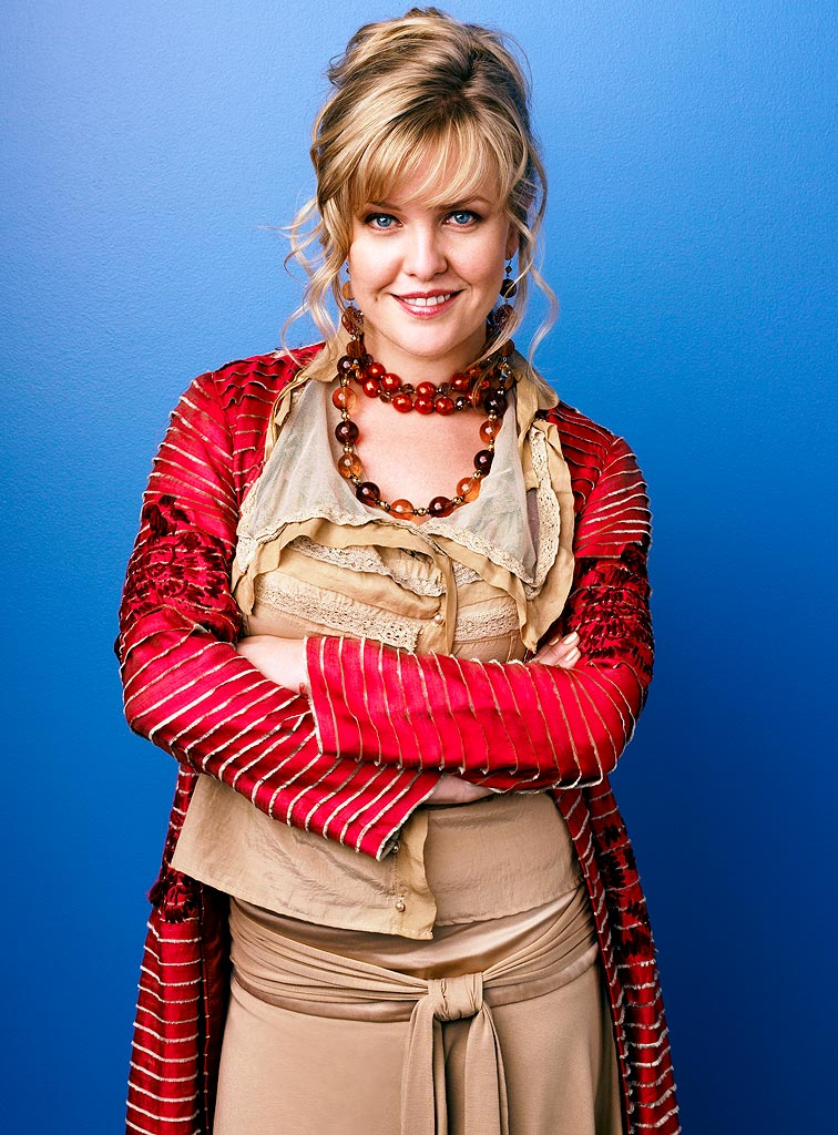 Ashley Jensen stars as Christina on the ABC Television Network's Ugly Betty.