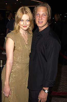 Premiere: Azura Skye and Randy Spelling at the Westwood premiere of MGM's Bandits - 10/4/2001