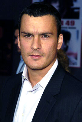 Premiere: Balthazar Getty at the Hollywood premiere of Touchstone Pictures' Ladder 49 - 9/20/2004