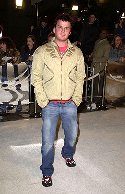Premiere: Balthazar Getty at the Hollywood premiere of New Line's Blow - 3/29/2001