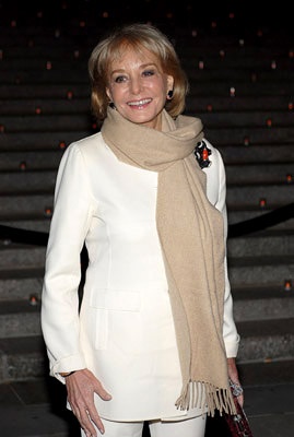 Barbara Walters Vanity Fair Party Tribeca Film Festival - 4/26/2006