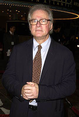 Premiere: Barry Levinson at the Westwood premiere of MGM's Bandits - 10/4/2001