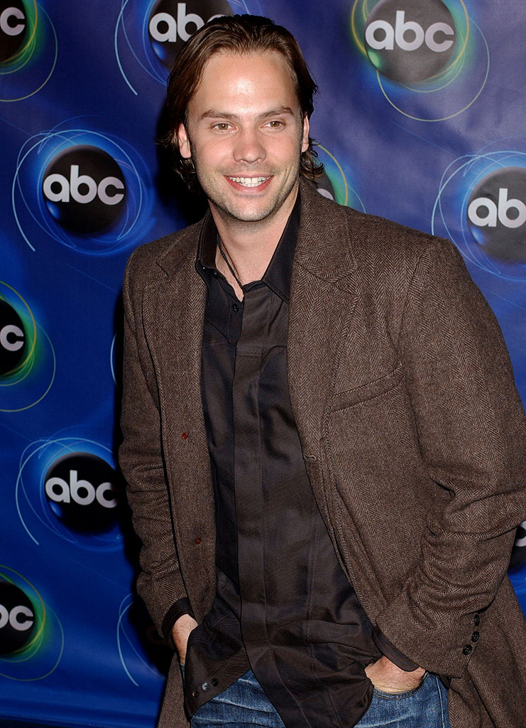 Barry Watson at the 2006 ABC Network All-Star Party.
