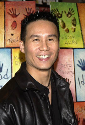 Premiere: B.D. Wong at the New York premiere of Dreamworks' Hollywood Ending - 4/23/2002