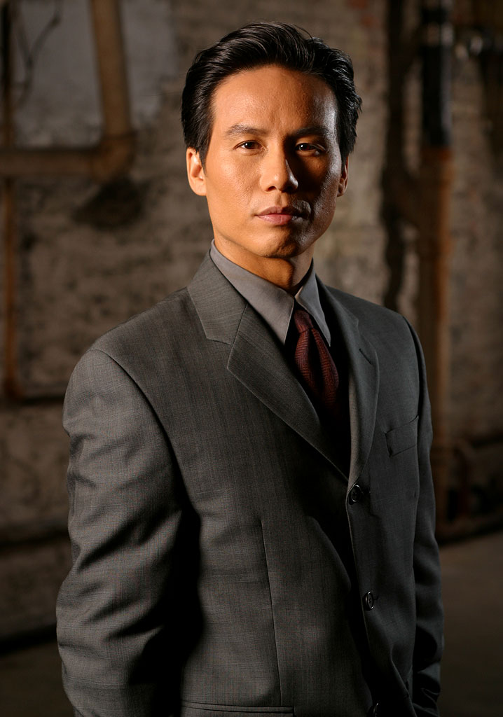 B.D. Wong stars as Dr. George Huang in Law & Order: SVU on NBC.