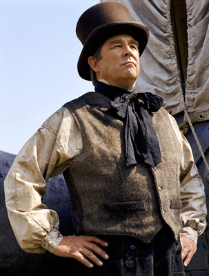 Beau Bridges TNT's Into the West