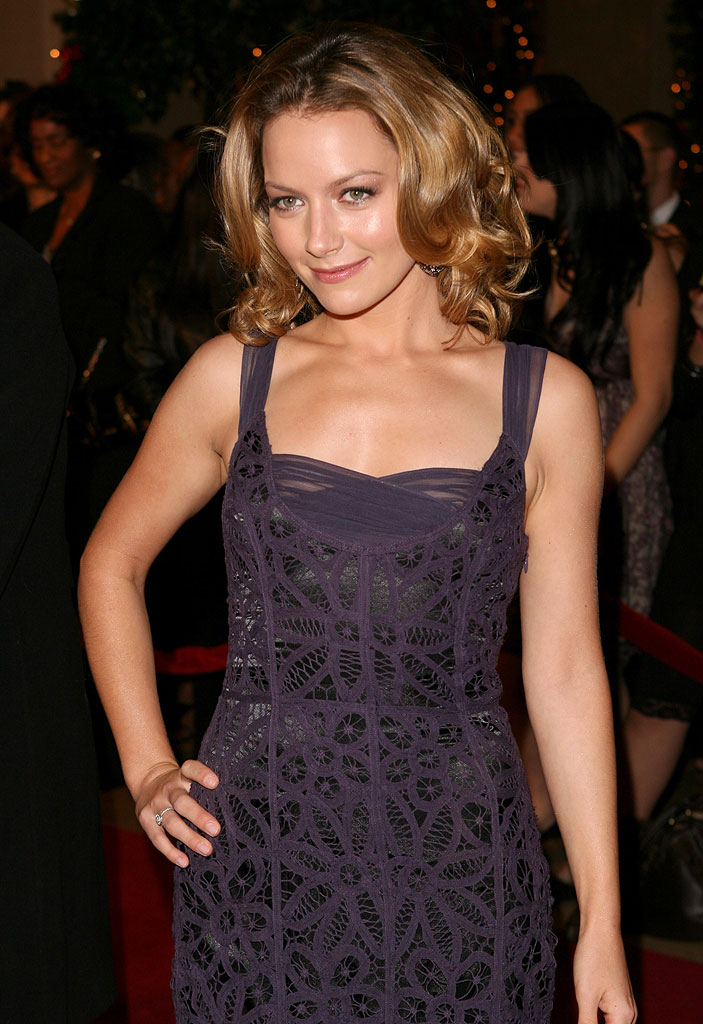 Becki Newton at The 8th Annual Family Television Awards.