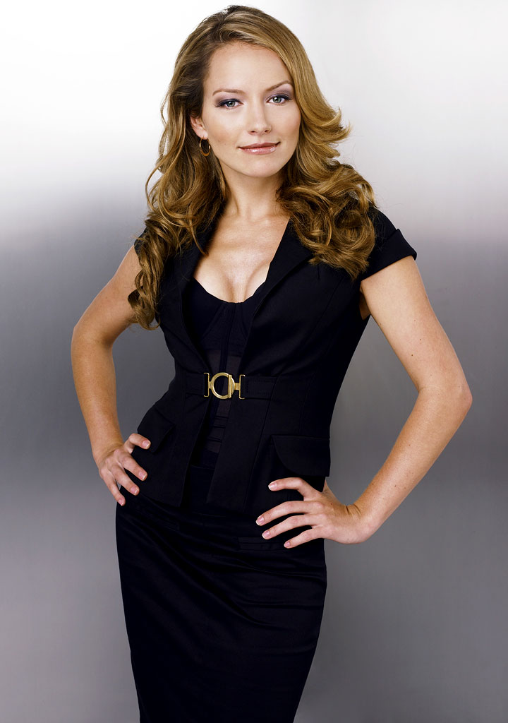 Becki Newton stars as Amanda on the ABC Television Network's Ugly Betty.