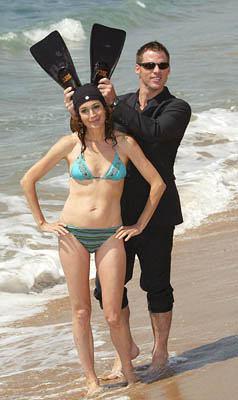 "Sean Young and Ben Browder ""A Killer Within"" Cannes Film Festival - 5/13/2004"