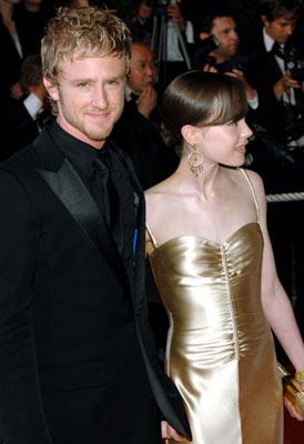 Premiere: Ben Foster and Ellen Page at the 2006 Cannes Film Festival premiere of 20th Century Fox's X-Men: The Last Stand - 5/22/2006