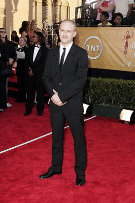 Ben Foster Screen Actors Guild Awards - 2/5/2005