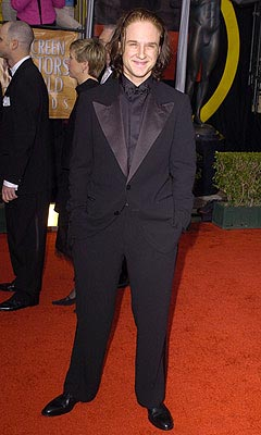 Ben Foster Screen Actors Guild Awards 2/22/2004