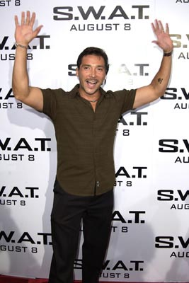 Premiere: Benito Martinez at the LA premiere of S.W.A.T. - 7/30/2003 Steve Granitz, Wireimage.com
