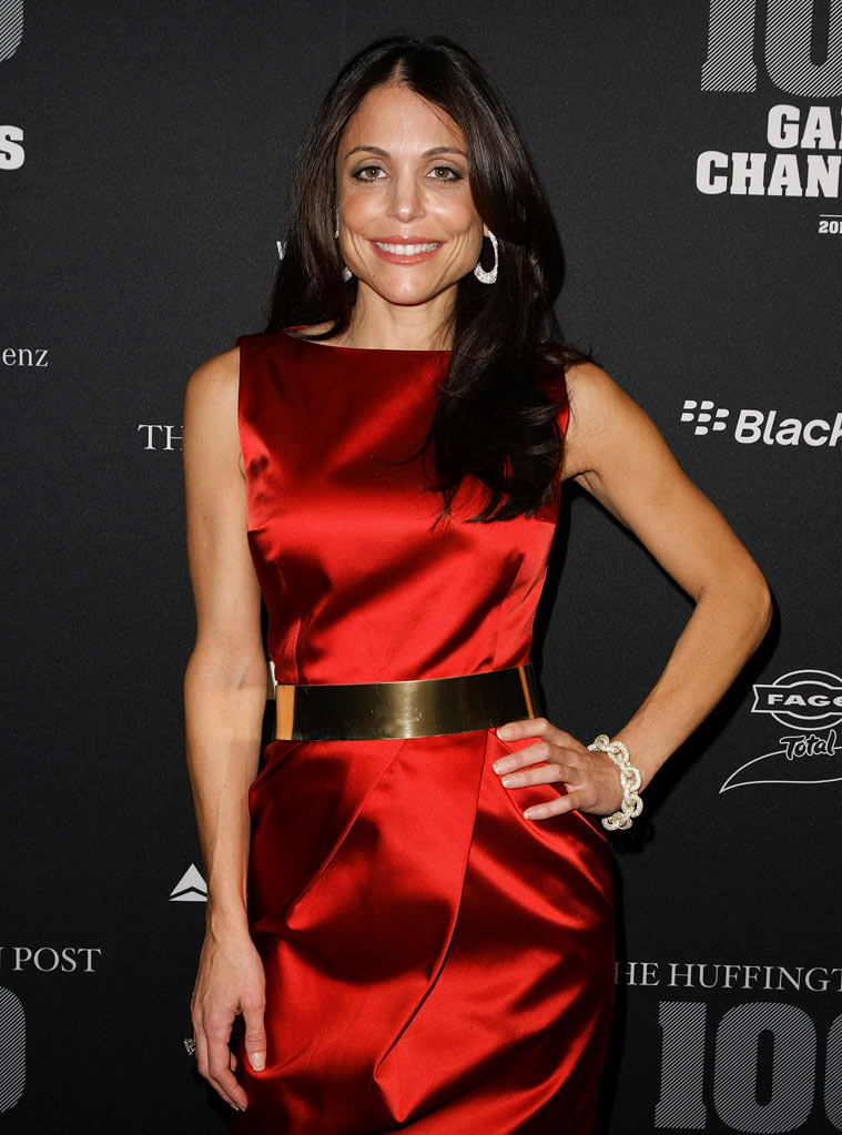 "Bethenny Frankel attends the Huffington Post 2010 ""Game Changers"" event at Skylight Studio on October 28, 2010 in New York, City."