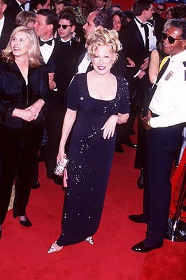 Bette Midler 69th Annual Academy Awards Los Angeles, CA 3/24/1997