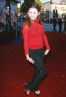 Premiere: Beverly Mitchell at the Mann Village Theater premiere of Dreamworks' comedy Road Trip - 5/11/2000 Beverley Mitchell